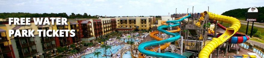 Free Water Park Tickets Wisconsin Dells